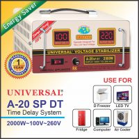 Universal A20SP-DT(ENERGY SAVER)2000 WATTS