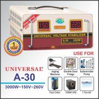 Universal A-30 3000 WATTS