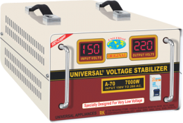 Universal A-70(ENERGY SAVER)7000 WATTS